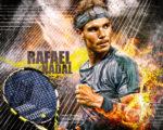 basket ball Rafael Nadal Wallpaper