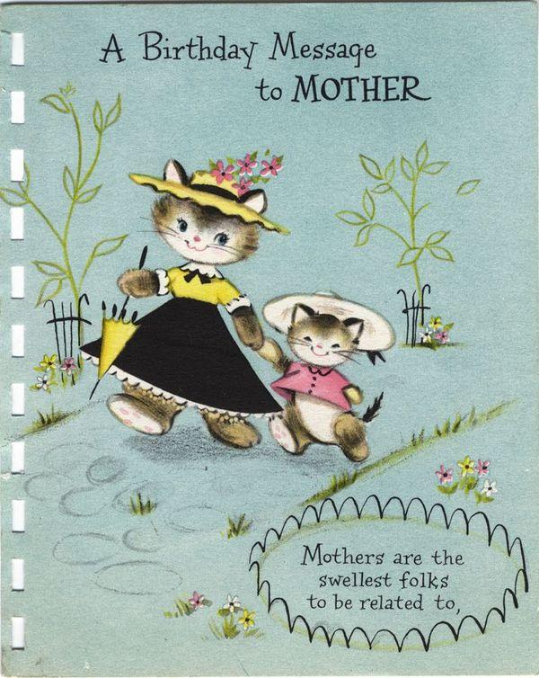 charming Happy Birthday Mother