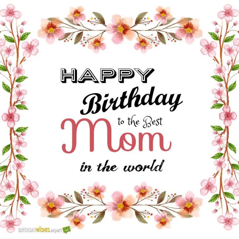 hd Happy Birthday Mother
