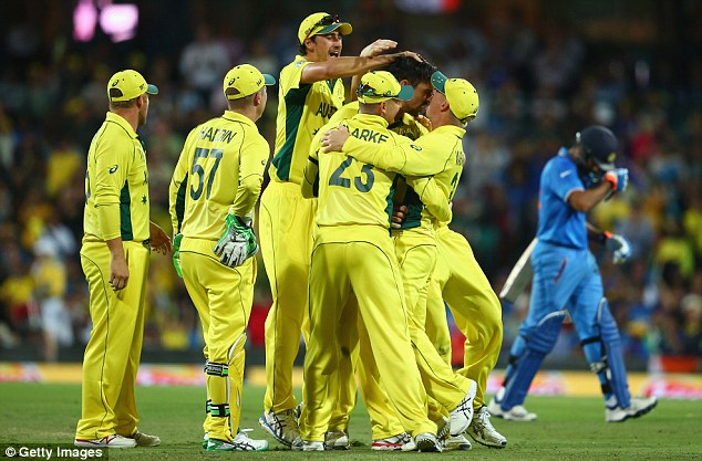 australia team Steve Smith Background