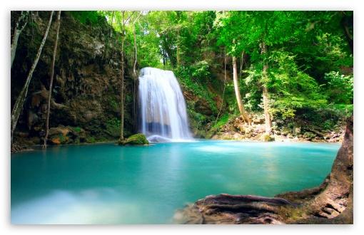 waterfall HD Summer Wallpapers