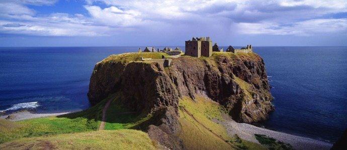 best hd Dunnottar Castle Photos