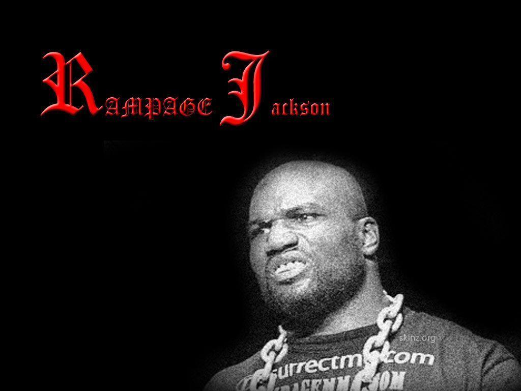 super hd Rampage Wallpaper
