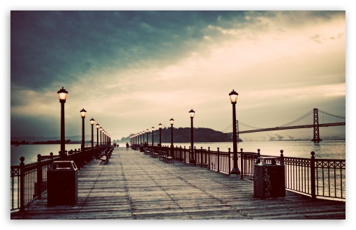 pier HD Vintage Wallpapers