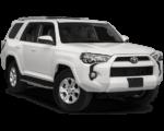 most popular Toyota 4Runner SUV 2018