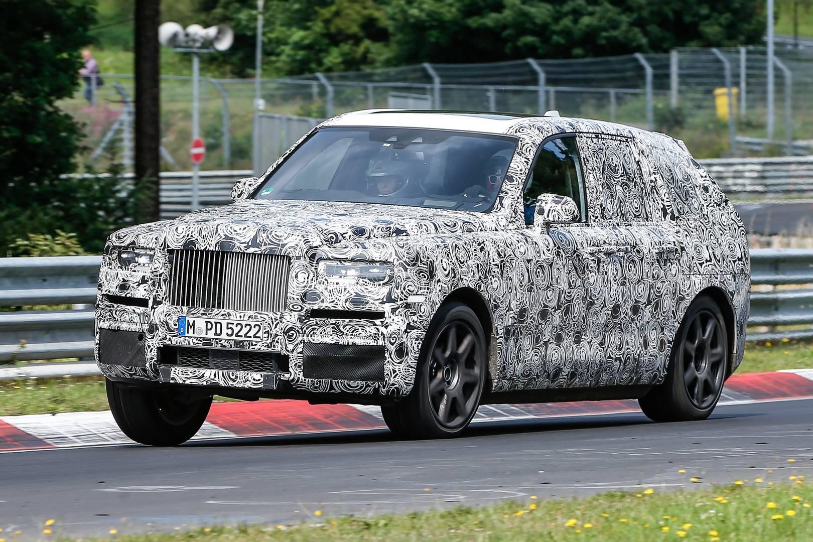 fantastic 3d Rolls-Royce Cullinan Images