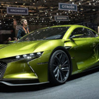green hd DS X E-Tense Concept