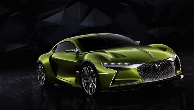 super model DS X E-Tense Concept
