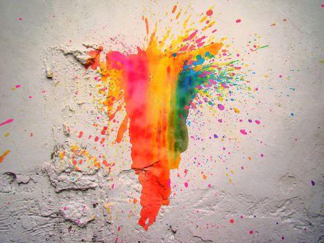 digital Colour Splash Images