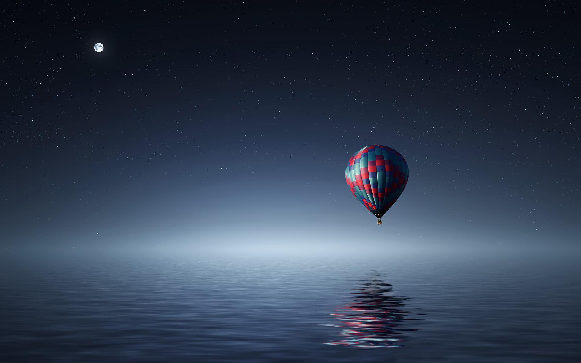 beautiful hd Air Balloon Wallpaper
