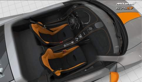 amazing McLaren MSO 675LT Images