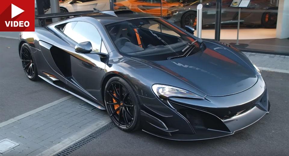 best McLaren MSO 675LT Images