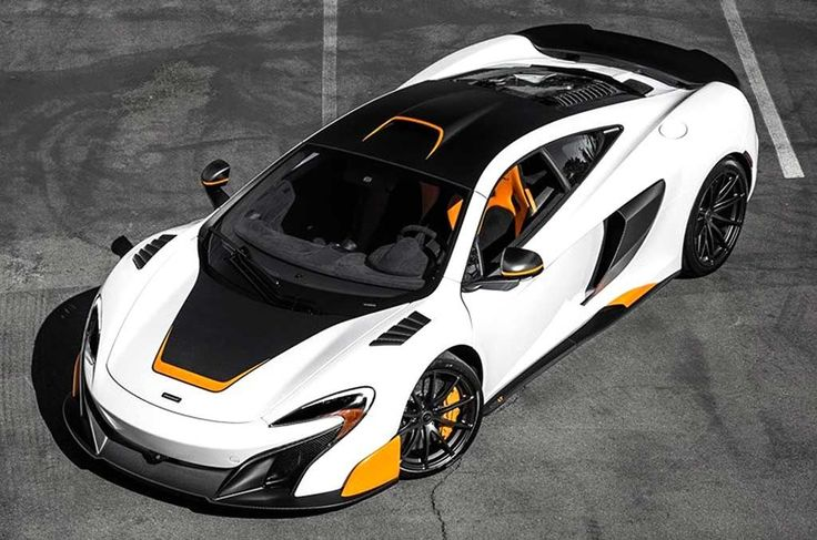 cool McLaren MSO 675LT Images