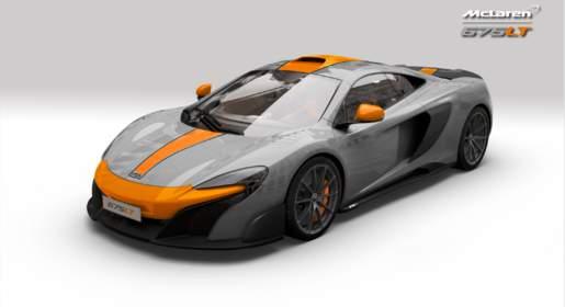 super hd McLaren MSO 675LT Images