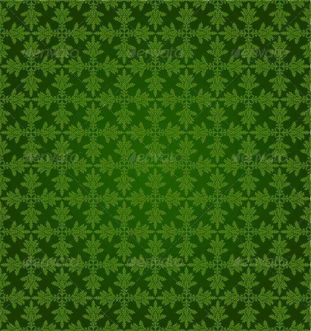 digital hd Leaves Design Pattern