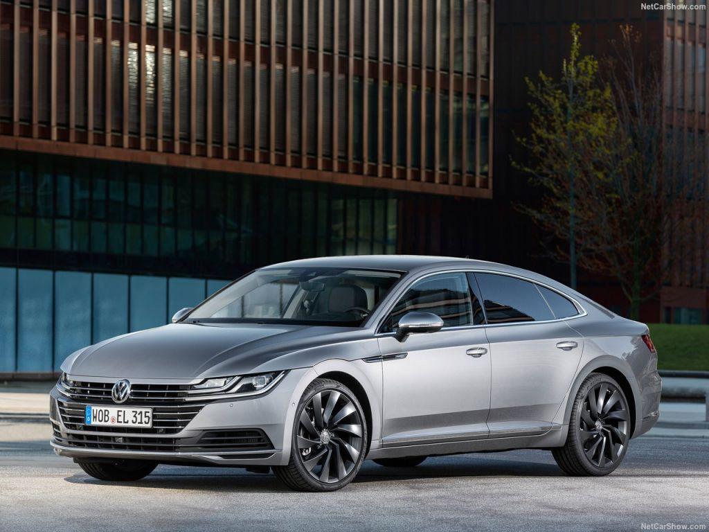 grey hd Volkswagen Arteon R-Line
