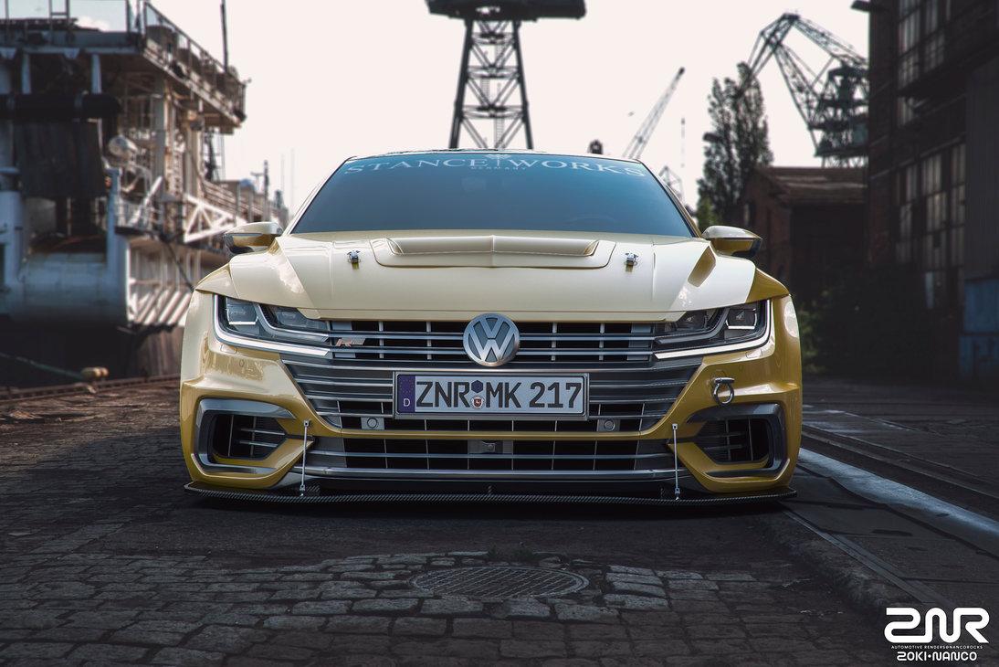 hd Volkswagen Arteon R-Line