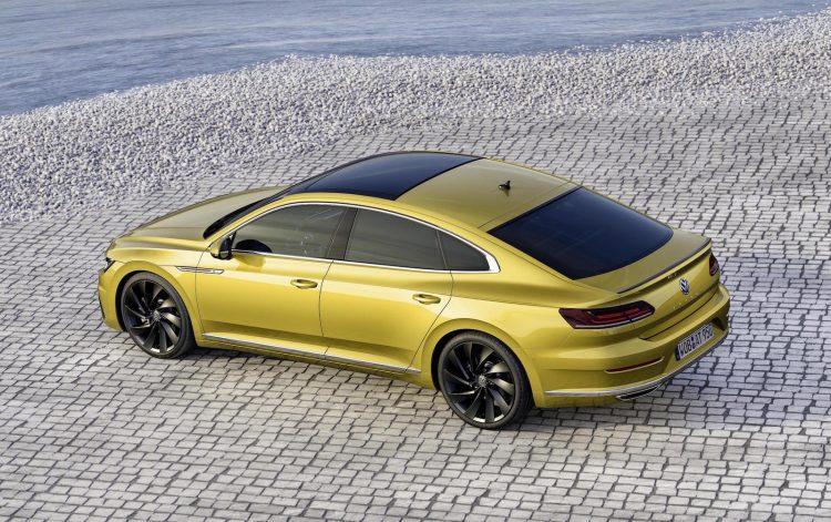stunning Volkswagen Arteon R-Line