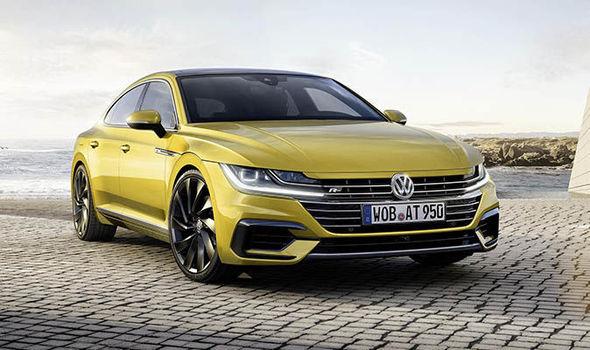 top hd Volkswagen Arteon R-Line