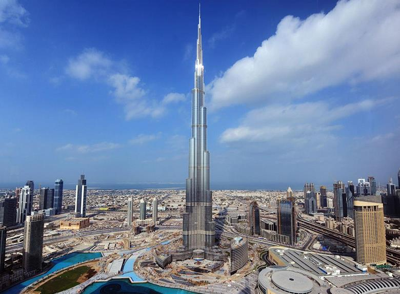 burj khalifa image
