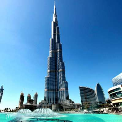 beautiful Burj Khalifa Images
