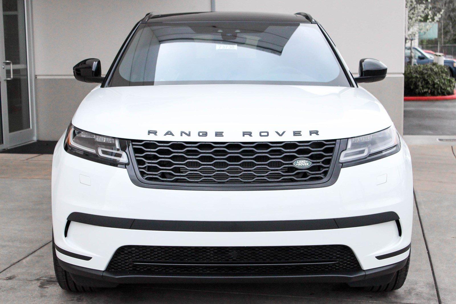 full hd Range Rover Velar S