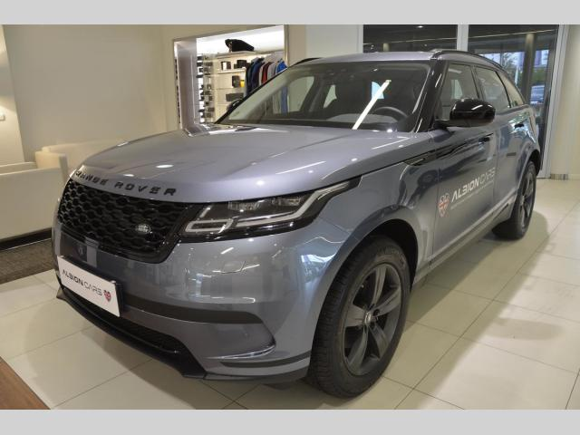 grey Range Rover Velar S