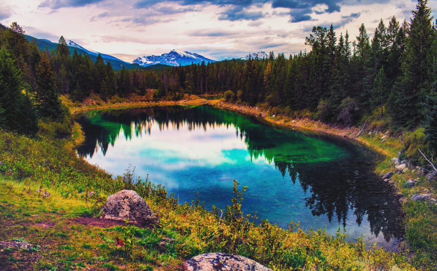 wonderful Jasper National Park