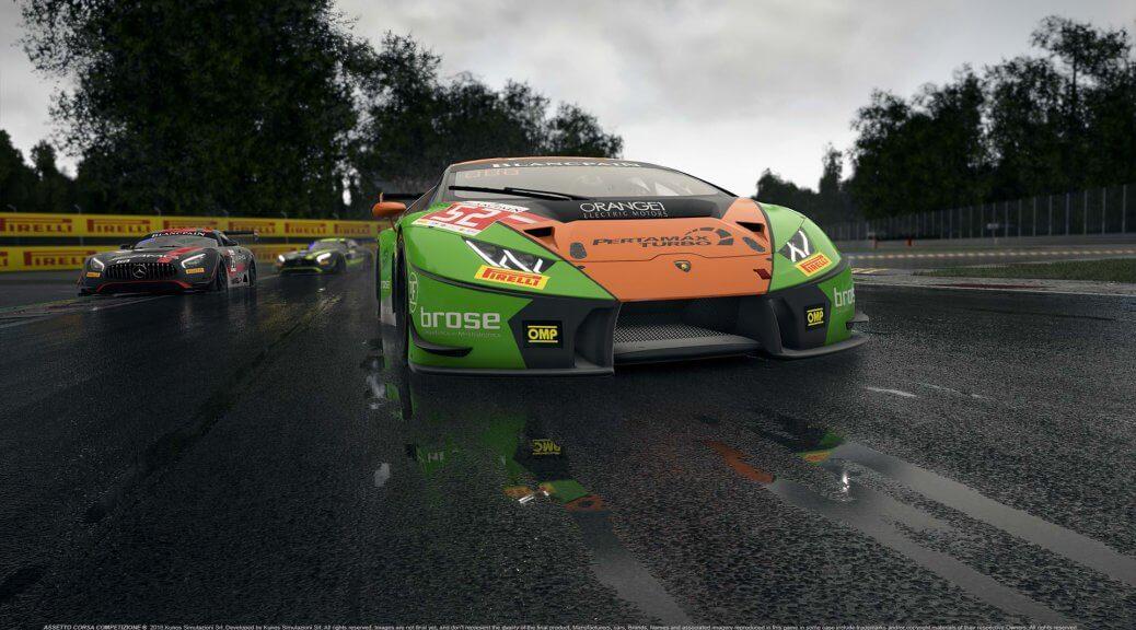 nice hd Assetto Corsa Competizione