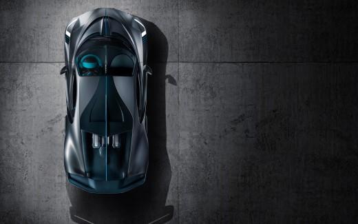 2019 Bugatti Divo Wallpaper