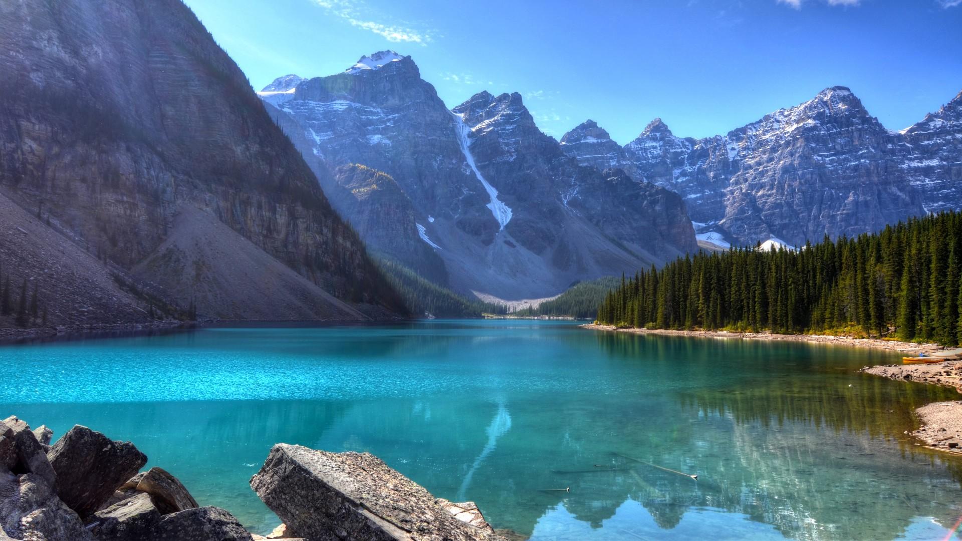free HD Lake Wallpaper