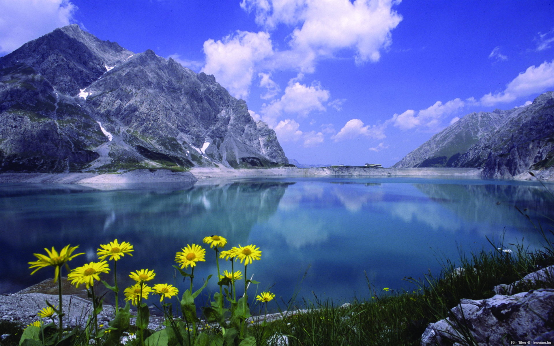 super natural HD Lake Wallpaper