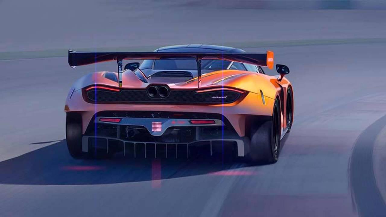fantastic McLaren 720S GT3