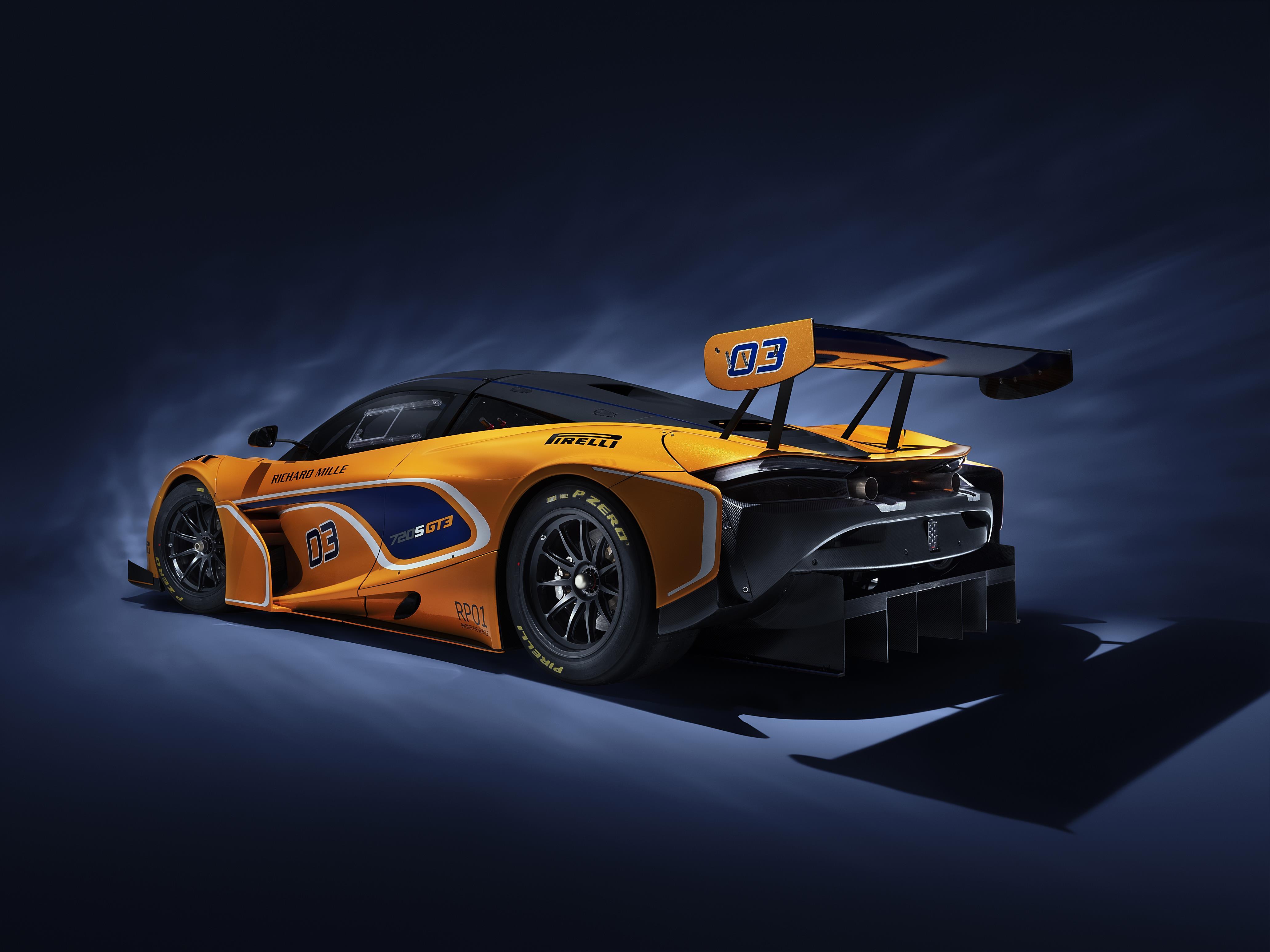 high quality McLaren 720S GT3