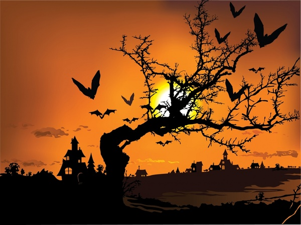 landscape Sunset Scenery Images