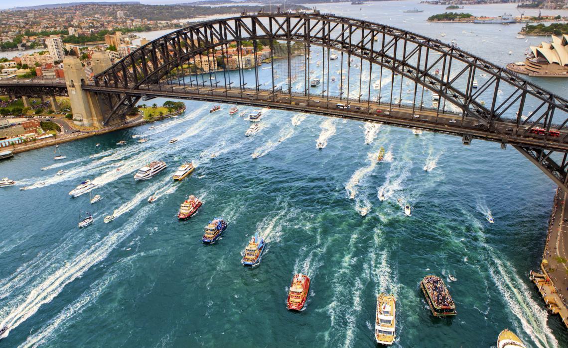 best Sydney Harbour Bridge