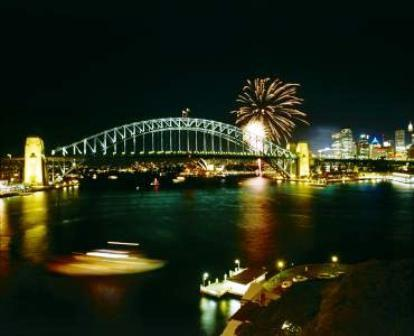 super hd Sydney Harbour Bridge