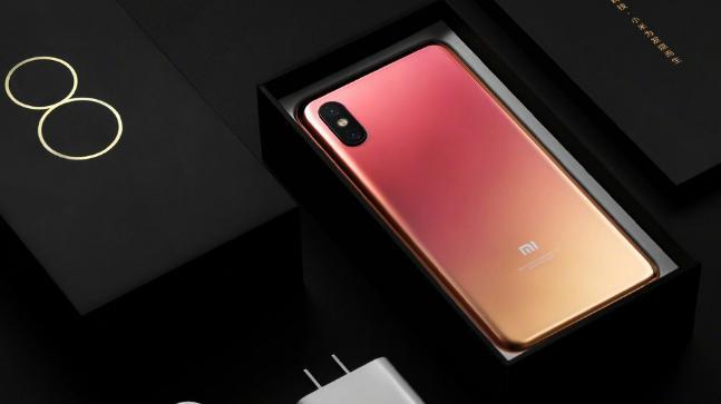 nice Xiaomi Mi 8 Images