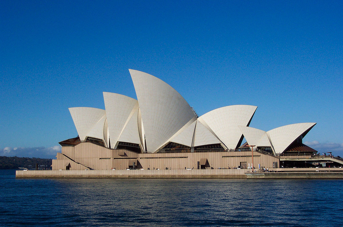 cool Sydney Opera House