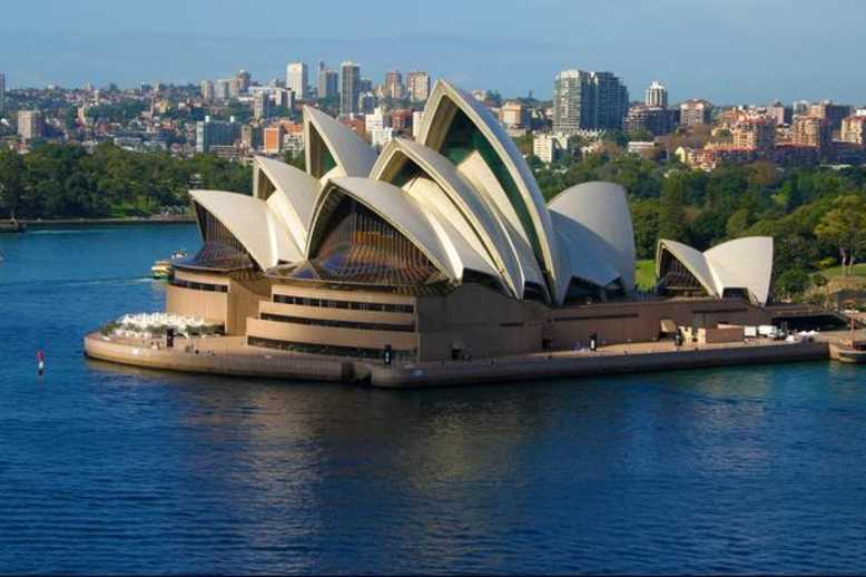 history Sydney Opera House