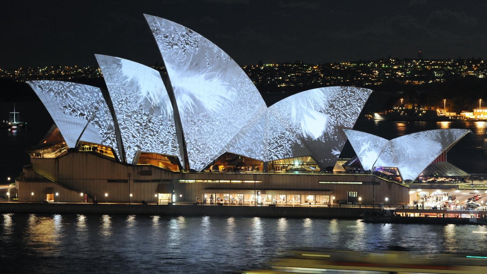 lovely Sydney Opera House