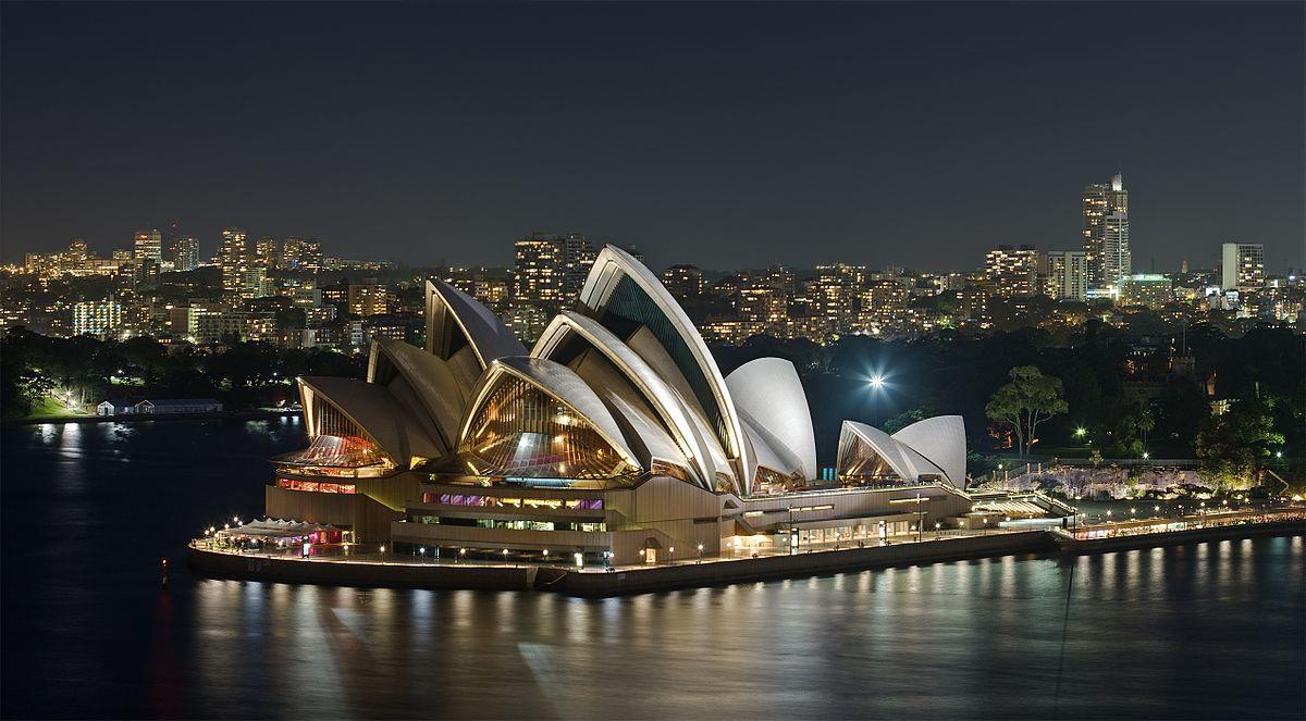 wonderful Sydney Opera House