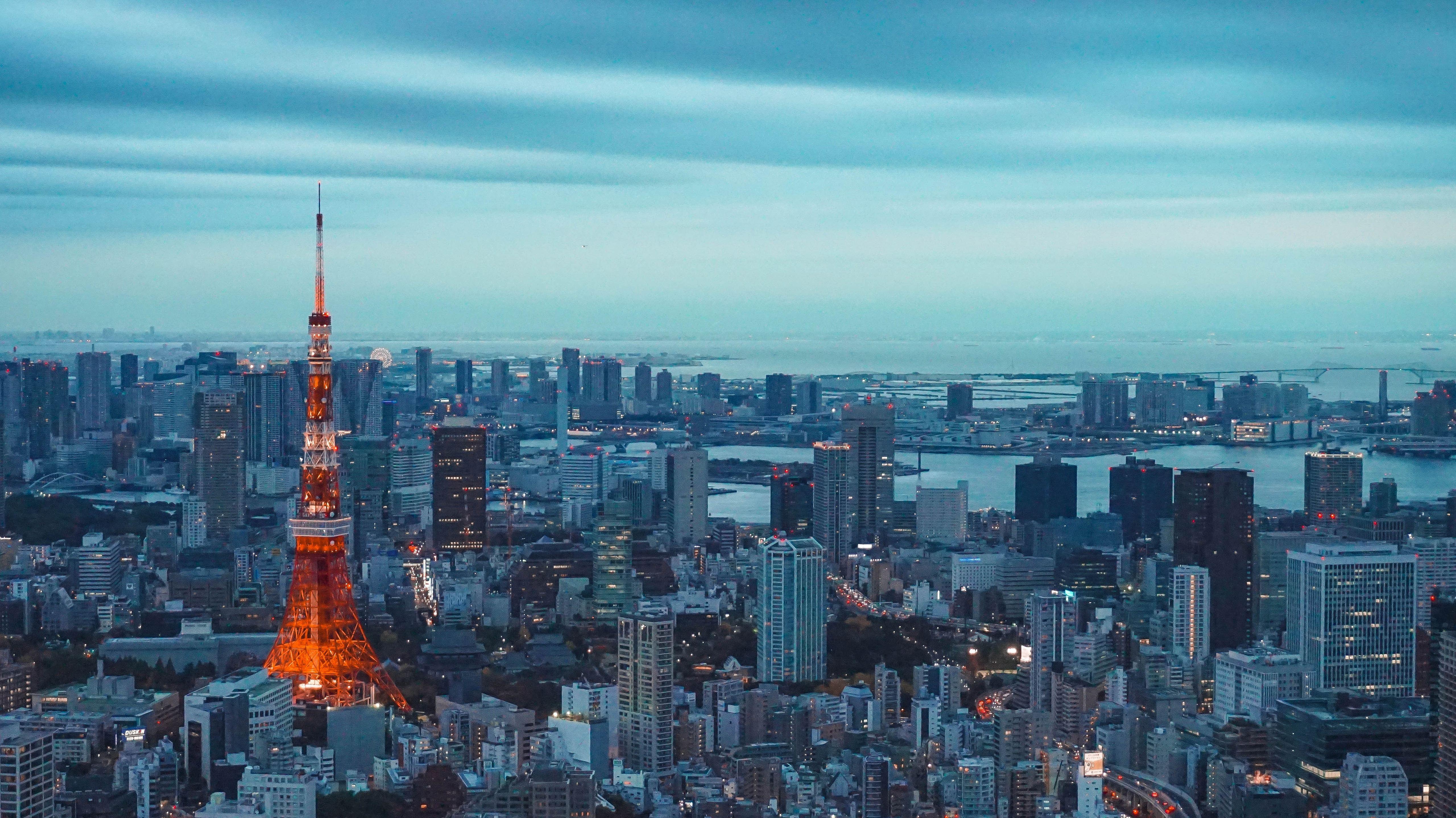 cute Tokyo Tower Wallpaper