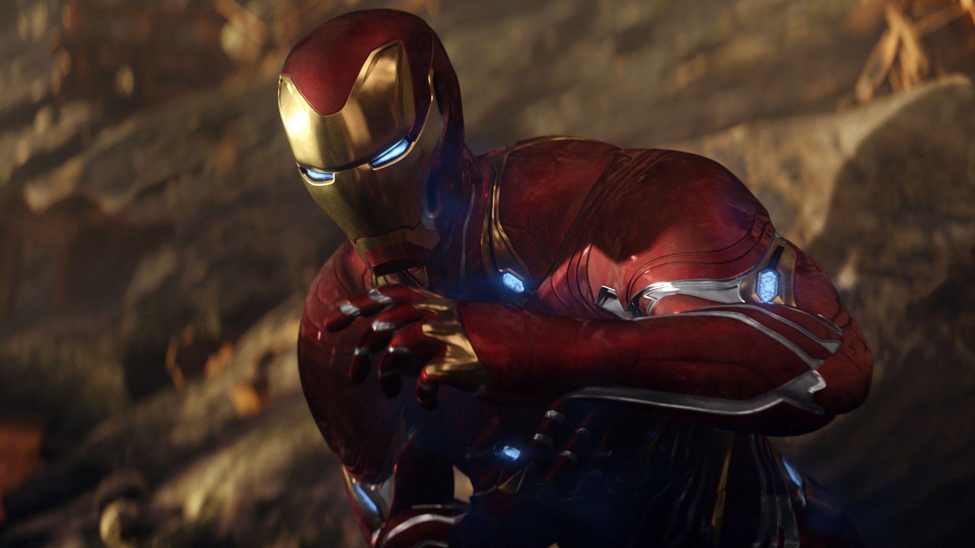 free 3d Iron Man Wallpapers