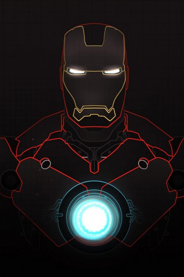 top hd Iron Man Wallpapers