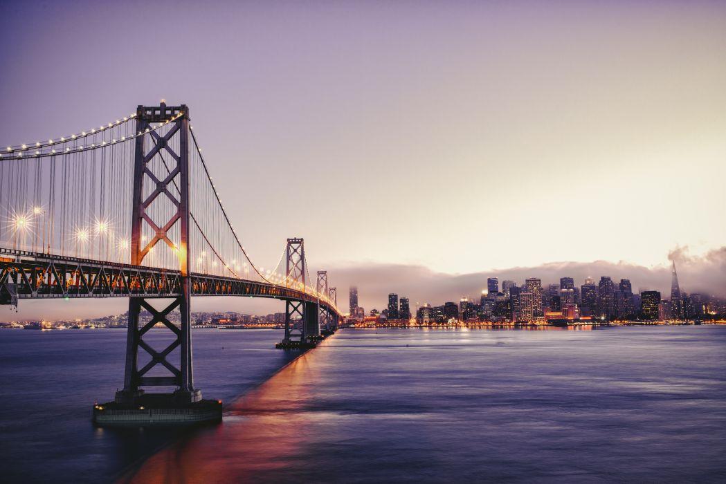 amazing Bay Bridge Wallpaper