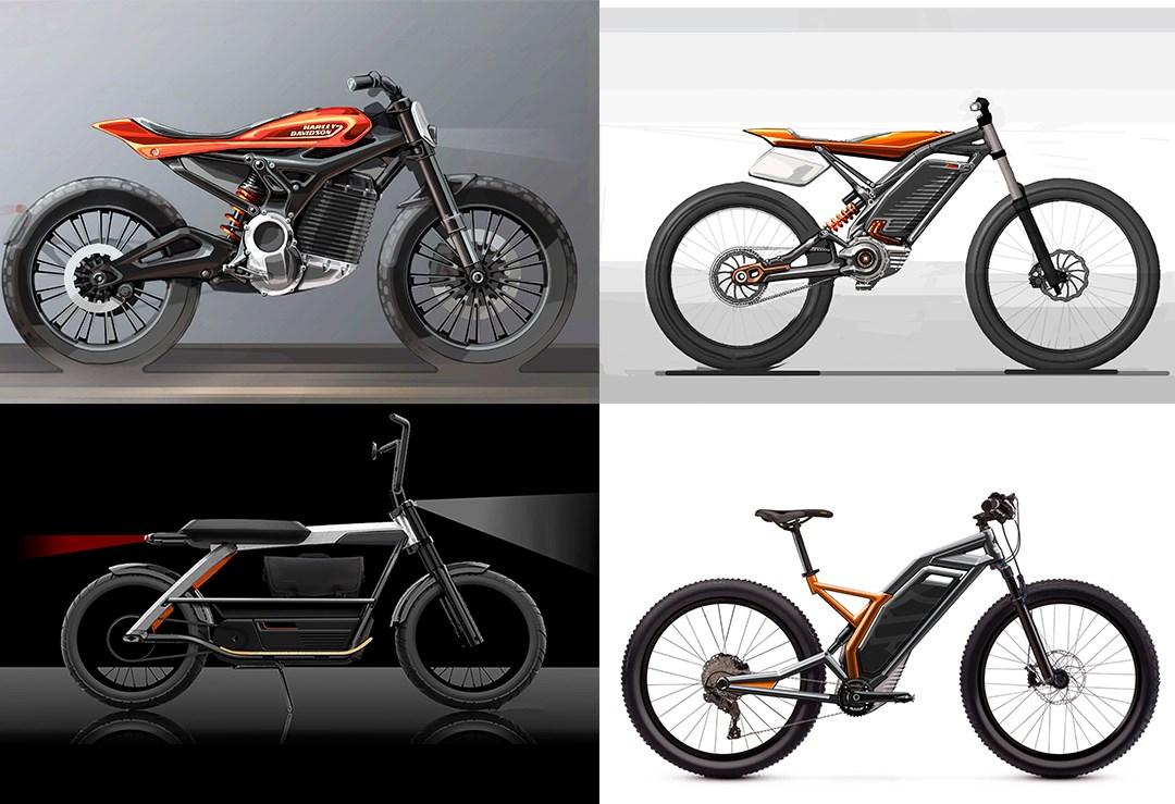 electric Harley-Davidson LiveWire