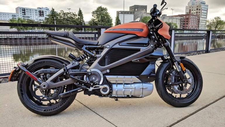 nice bike Harley-Davidson LiveWire