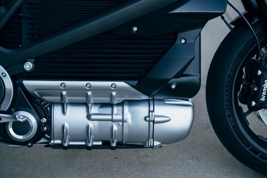 top interior Harley-Davidson LiveWire