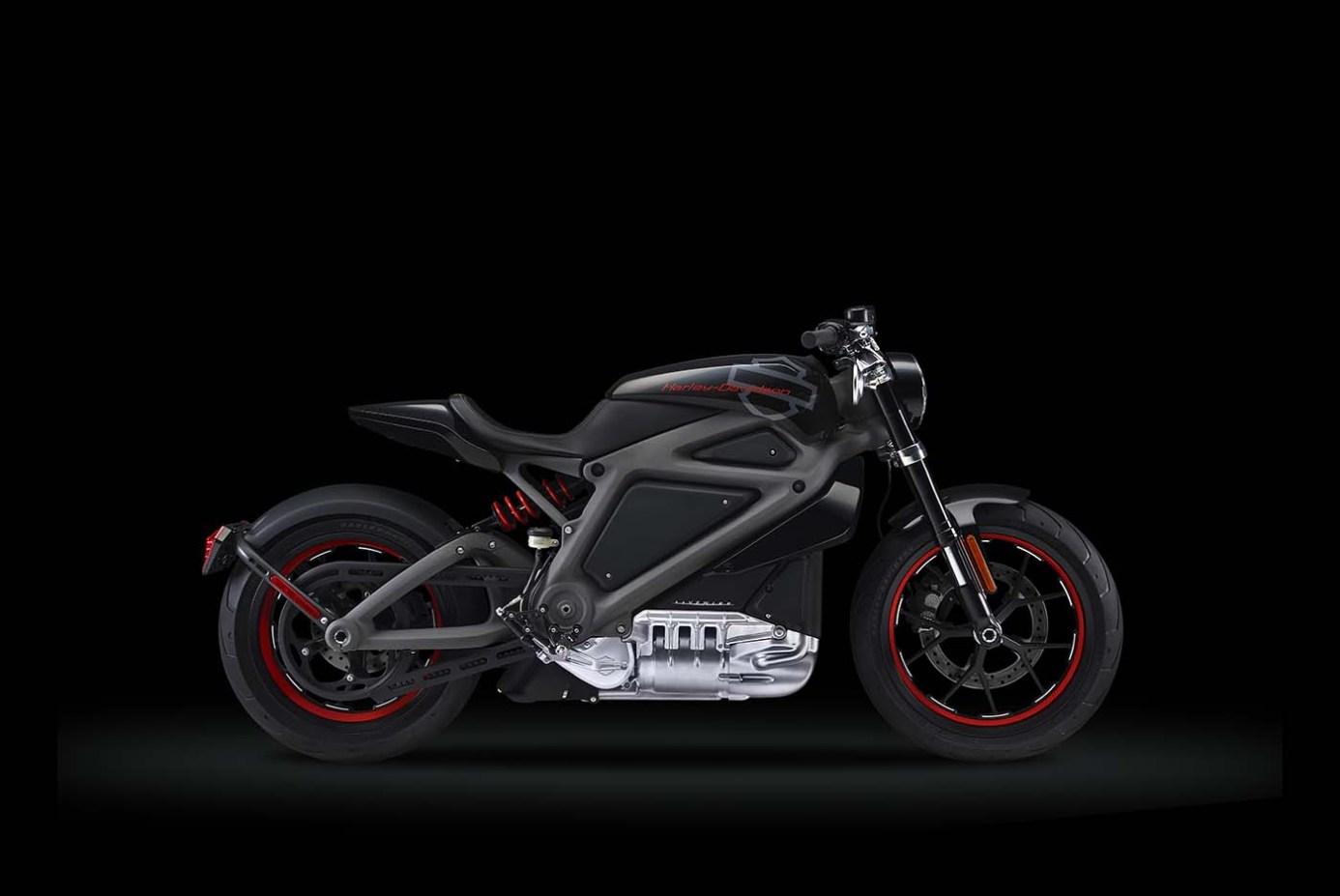 wallpaper of Harley-Davidson LiveWire